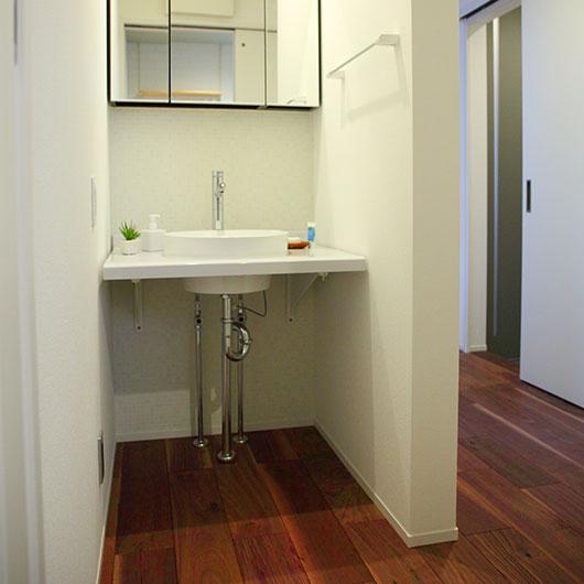 広々としたオープンキッチン高気密・高断熱の家 長浜市 彦根市 住宅 新築